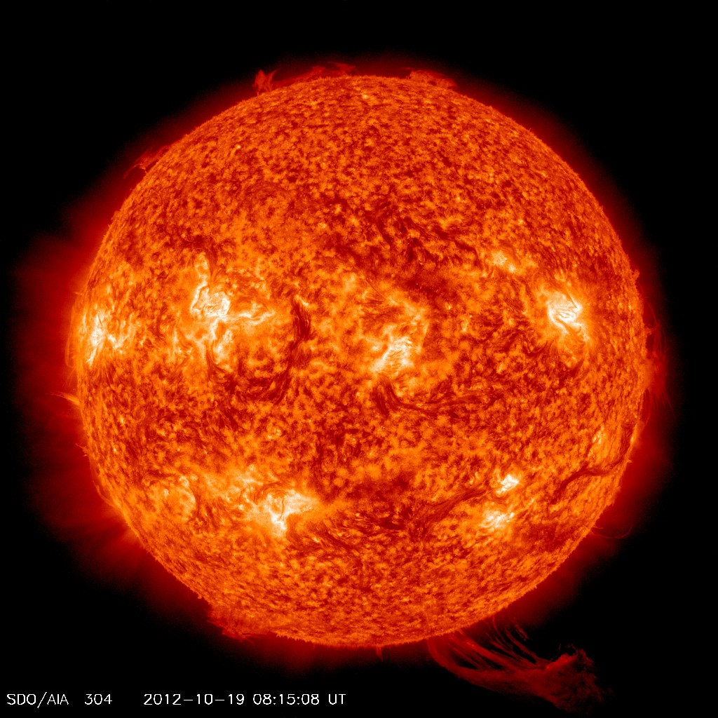 The raw power of the Sun - Bad Astronomy : Bad Astronomy