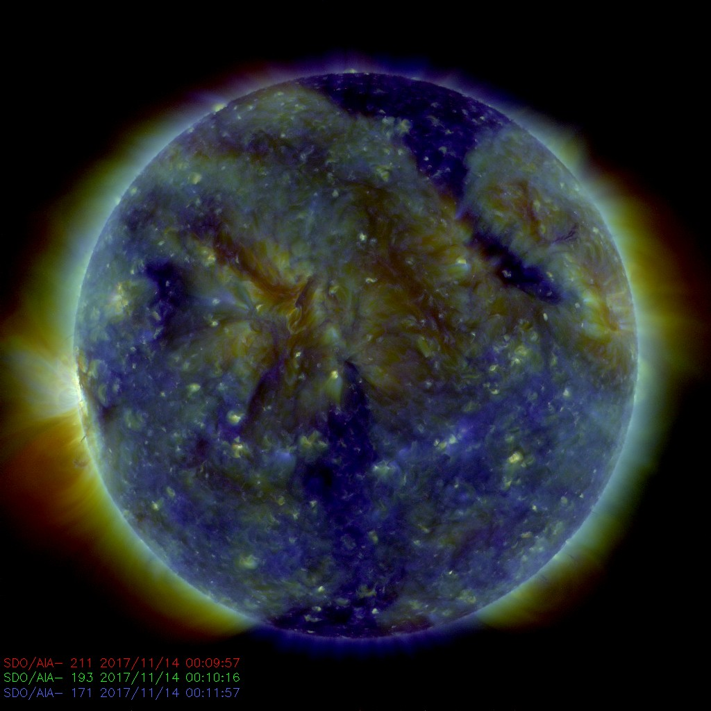 The Sun in multiple frequencies