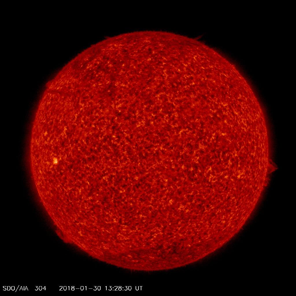 Prominences on the Sun