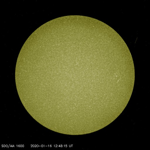 Browse Data: 2020-01-16 12:48:15 - AIA_1600