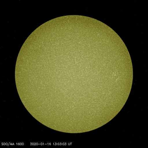 Browse Data: 2020-01-16 13:03:03 - AIA_1600