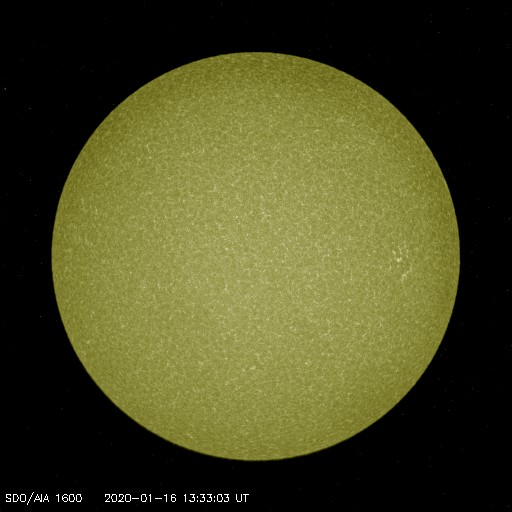 Browse Data: 2020-01-16 13:33:03 - AIA_1600