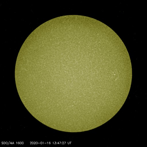 Browse Data: 2020-01-16 13:47:27 - AIA_1600