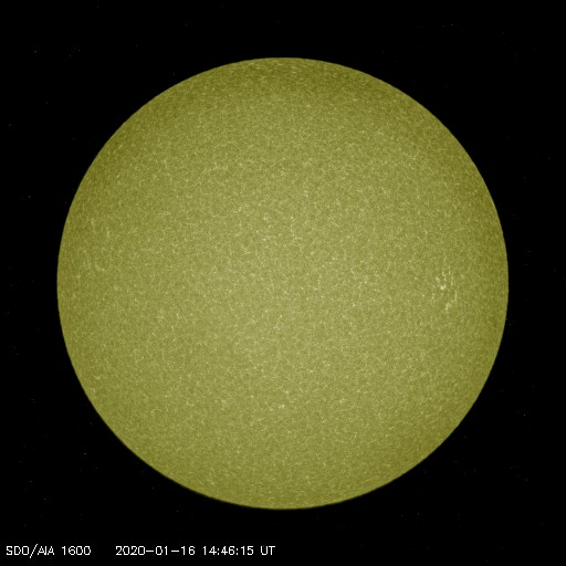 Browse Data: 2020-01-16 14:46:15 - AIA_1600