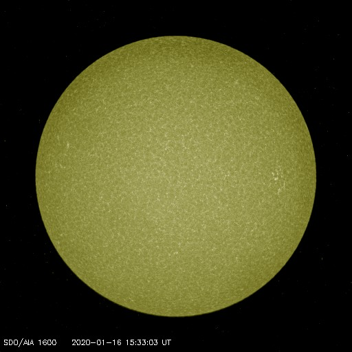 Browse Data: 2020-01-16 15:33:03 - AIA_1600