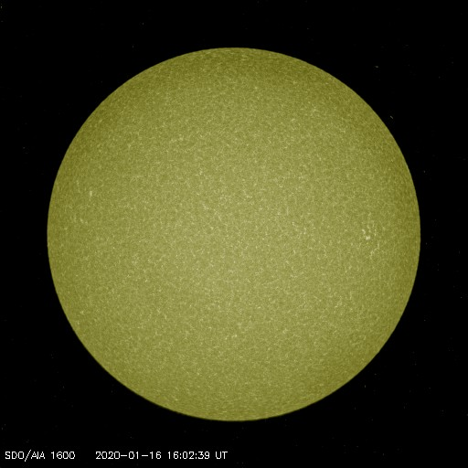 Browse Data: 2020-01-16 16:02:39 - AIA_1600
