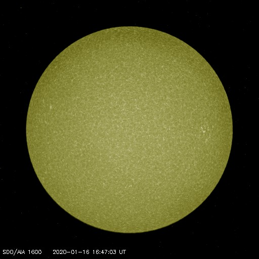 Browse Data: 2020-01-16 16:47:03 - AIA_1600