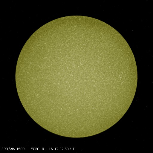 Browse Data: 2020-01-16 17:02:39 - AIA_1600