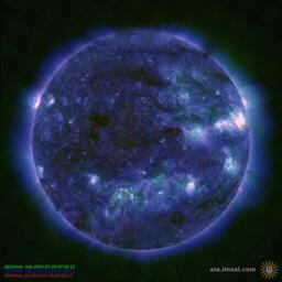 Solar Dynamics Observatory : Atmospheric Imaging Assembly