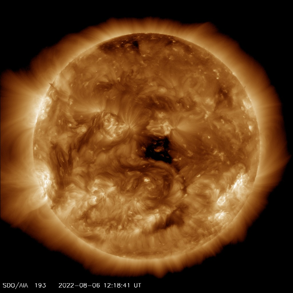 Space Weather Forecasts - ESTUDIO DEL SOL Y LA #MAGNETOSFERA , #ASTRONOMÍA - Página 8 Latest_1024_0193