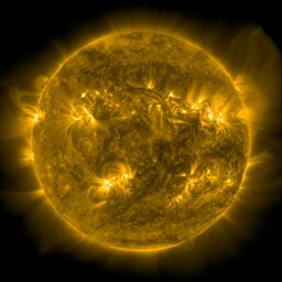 Latest SDO AIA 0171