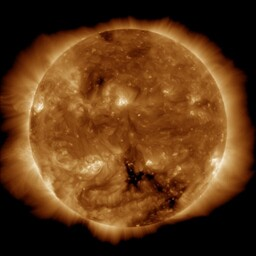 Latest SDO AIA 0193