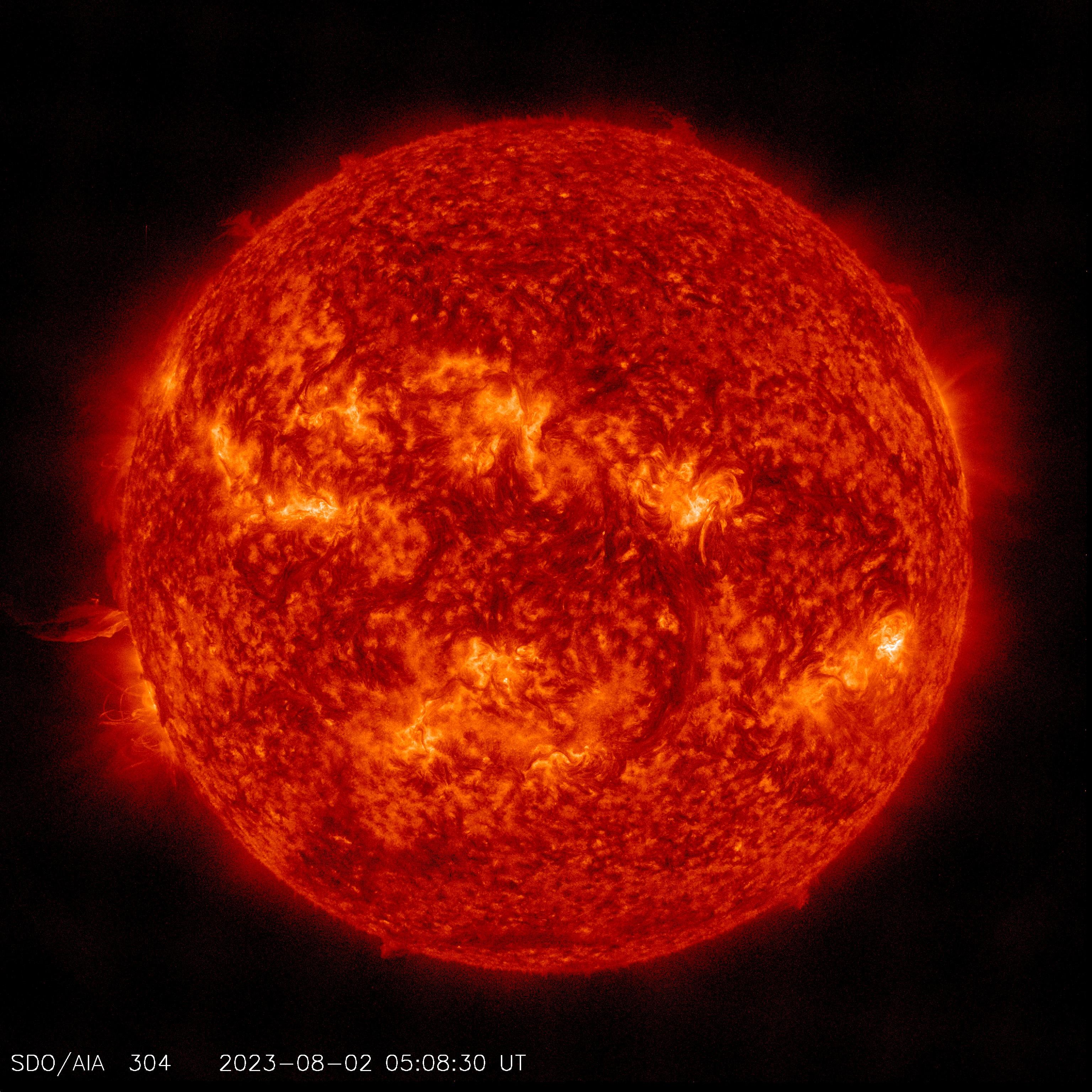Solar Dynamics Observatory (SDO) Solar images   Solar ...