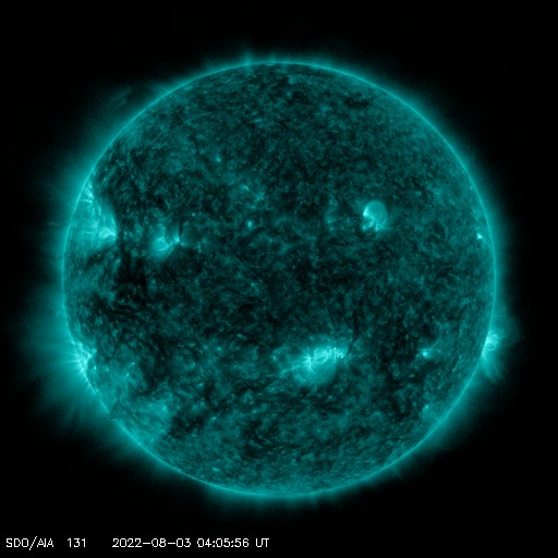 Solar activity | SpaceWeatherLive.com