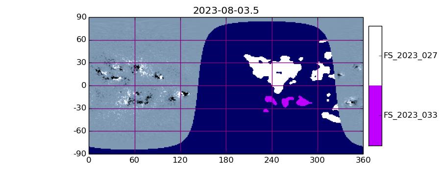 VCSE - Napfolt térkép