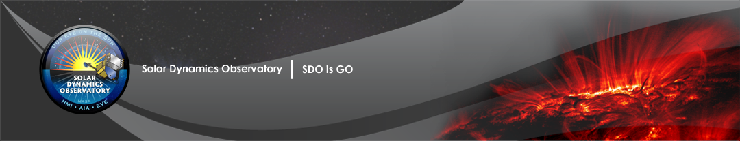 SDO is GO